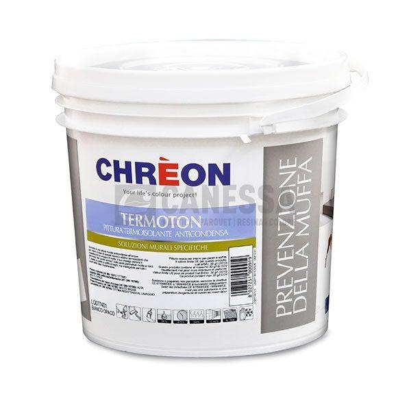 TERMOTON BIANCO 077401 LT. 5 CHR077401L5 IDROPITTURE CHREON  5 5