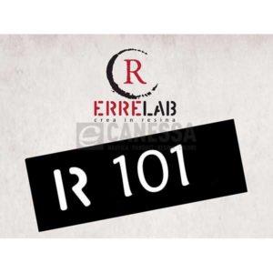 PRIMER CEMENTO (1R101) A+B KG. 5 (3+2) RL1R1010500AB Primer preparazione ERRELAB  5  Trasparente tendente al giallo chiaro