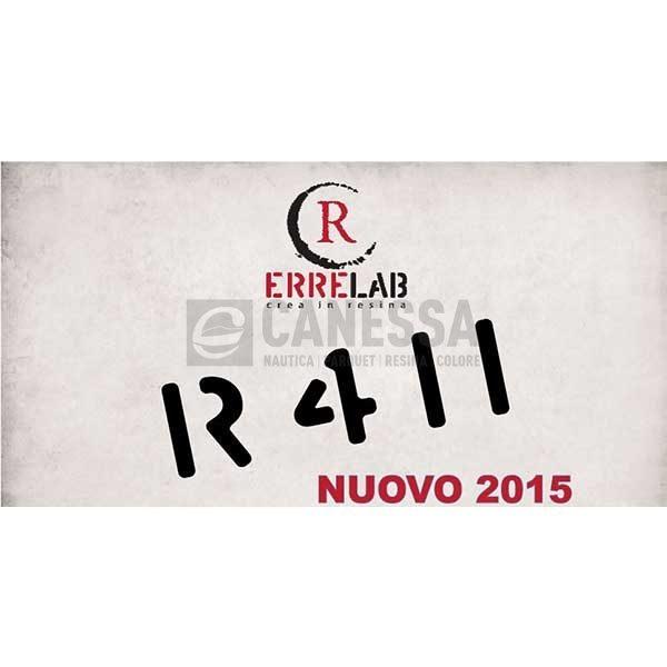 EP-COLOR BIANCO(4R411B) A+B KG. 5 ( 4+1 ) RL4R4110500ATB finiture colorate ERRELAB  5