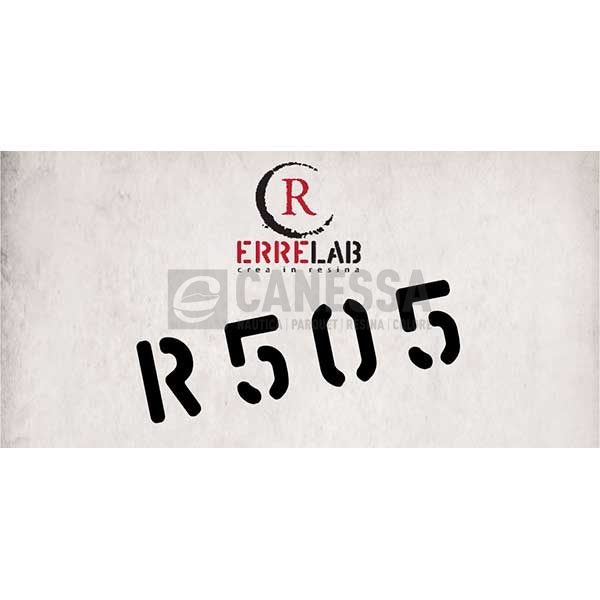 INTERMEDIO-MONO (5R505) KG. 5 RL5R5050500M finiture trasparenti ERRELAB  5