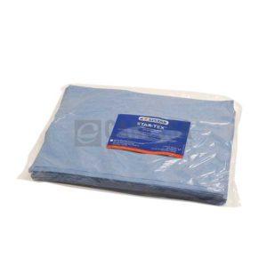 PANNO STAR-TEX ANTISIL AZZUR 37X50cm -conf. 100 pz SISTA152.5020 COMPLEMENTARI DI VERNICIATURA C-HAND OUT PARQUET