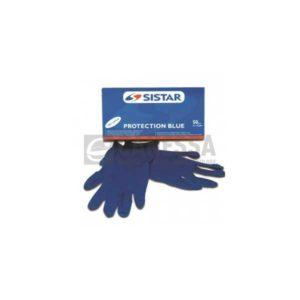 GUANTI LATTICE PROTECTION BLUE TG. XL/9 -PZ. 50- SISTA551.2970XL COMPLEMENTARI DI VERNICIATURA C-HAND OUT PARQUET