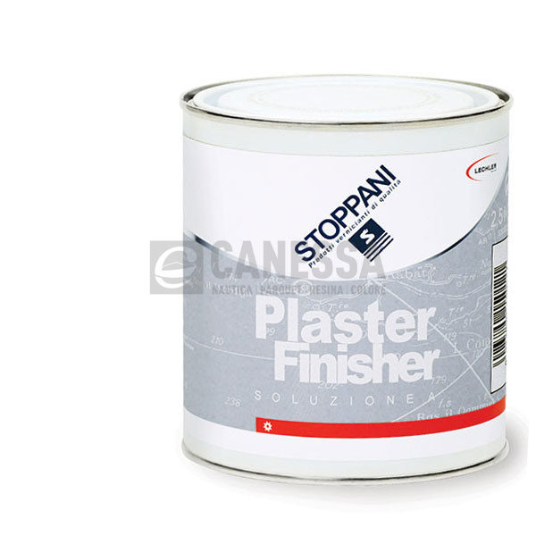 PLASTER FINISHER KIT 25054 A+B LT. 0