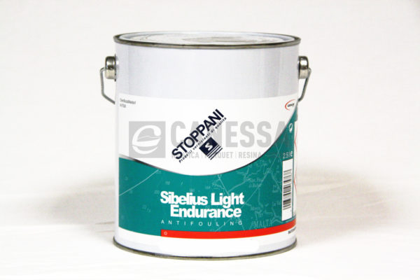 SIBELIUS LIGHT ENDURANCE BLU MAR 29156 LT. 2