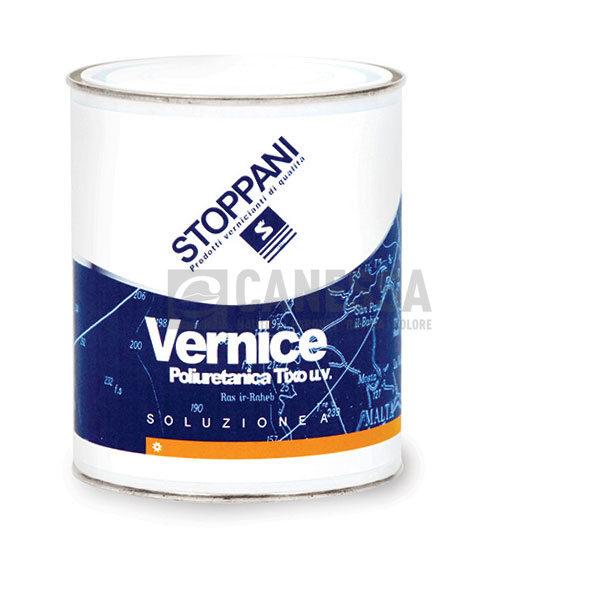 VERNICE POLIUR TIX UV 68050 SOL. A LT. 4 STO68050L4 VERNICI STOPPANI - LECHLER  4 4 TRASPARENTE