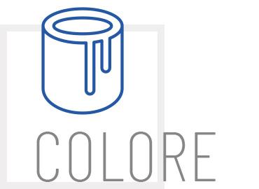 Canessa, prodotti per COLORE