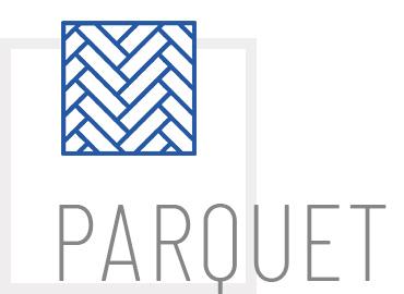 Canessa, prodotti per PARQUET