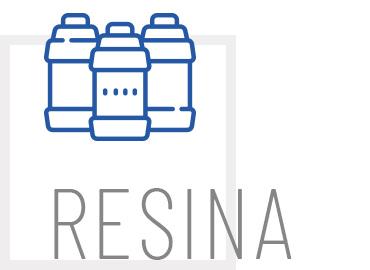 Canessa, prodotti per RESINA