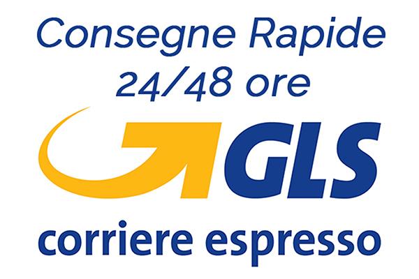 Canessa Genova - Consegne rapide in 24-48 ore con corriere espresso GLS