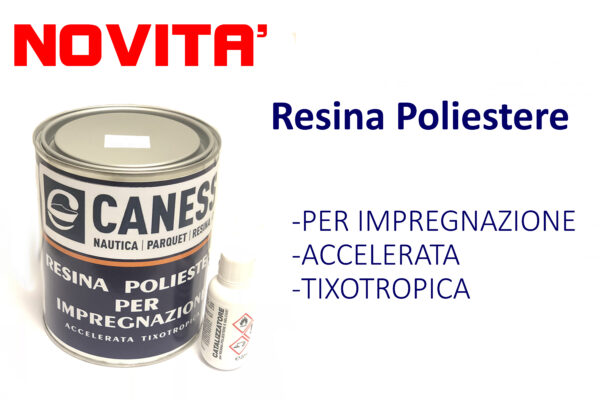 Resina Poliestere