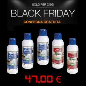 Black Friday Pulito + Lux