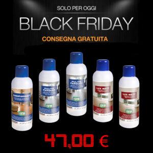 Black Friday Pulito + Sani + Lux Matt