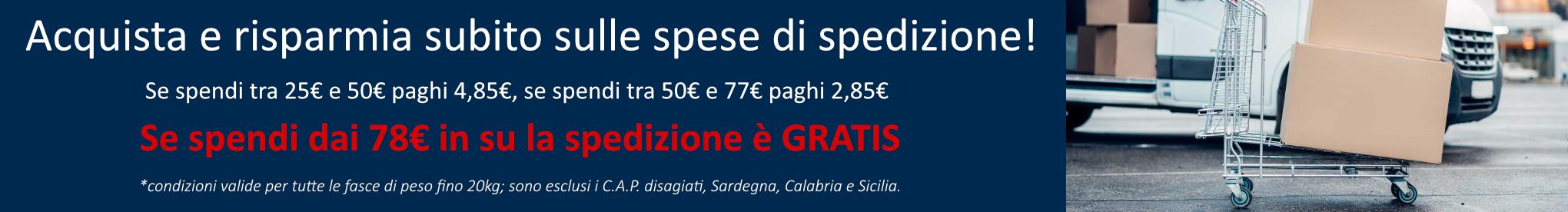 Canessa Genova - Spedizione